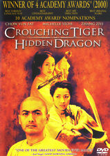 Crouching Tiger Hidden Dragon Dvd Ang Lee Superbit Disc