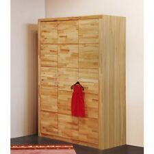 Kleiderschrank 2063 Schrank Schlafzimmer 3trg kernbuche Buche teil massiv geölt
