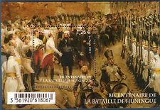 FRANCE FEUILLET F4972 NEUF XX - BICENTENAIRE DE LA BATAILLE DE HUNINGUE