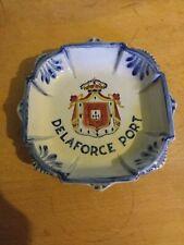 Vintage Delaforce Port Dish Portugal carvalhinko porto