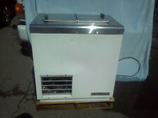 True THDC-2SF Horizontal Ice Cream Dipping Cabinet