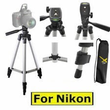 "50"" PRO LIGHTWEIGHT TRIPOD FOR NIKON DSLR CAMERA D5000 D5100 D5500 D40 D3100"