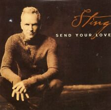STING	Send your love PROMO 2-track CARD SLEEVE SPAIN	CD SINGLE	A&M	2003	Spain