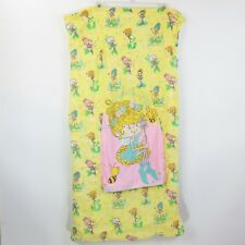 VTG Herself the Elf Child Sleeping Bag 1983 American Greeting