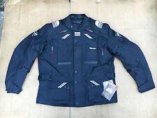 """RK Sports Mens Textile Waterproof Motorcycle /Motorbike Jacket UK 44"""" chest H149"""