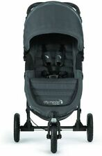 Baby Jogger City Mini GT Compact All Terrain Stroller Titanium NEW