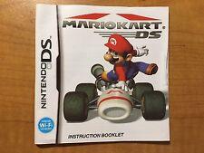 buy ds original nintendo ds original video game manuals inserts rh ebay co uk Nintendo DS Games Nintendo DS Games