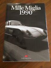 Mille Miglia 1990 a cura di M. W. Veteran car club di Brescia