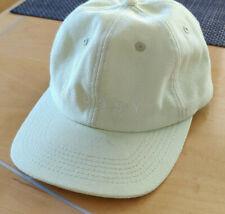 STUSSY Mint Dad Hat Light Green Pastel 6 Panel Canvas Hat OSFA Streetwear