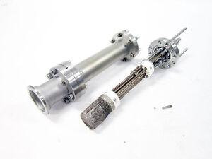 LEYBOLD INFICON 1748B 7-00531-721 GAS ANALYZER COLUMN - TRANSPECTOR