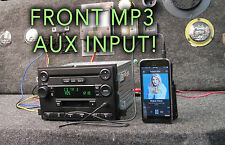 Ford F150 Mustang FUSION RADIO CD TAPE Player AUXILIARY AUX MP3! 2004 2005 2006