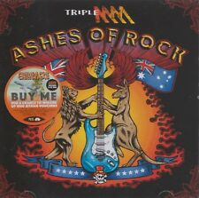 [BRAND NEW] 2CD: TRIPLE M: ASHES OF ROCK: VARIOUS ARTISTS