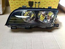 Optique-Feu Principal-Phare Avant BMW série 3 (E46/4)_cote GAUCHE 63126902747