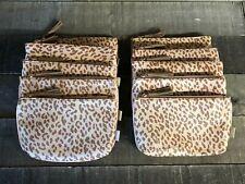 10 IPSY Leopard/Cheetah/Animal Print November 2019 Cosmetic Make-Up Bag ONLY
