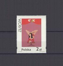 POLAND, EUROPA CEPT 2002, CIRCUS THEME, MNH