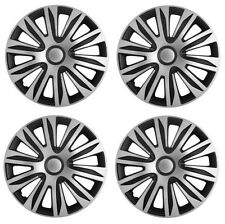 FOR CAR VAN NEW NICE FANCY STYLE UNIVERSAL14 INCH TYRE WHEEL TRIMS COVER SET
