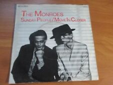 80er Jahre - The Monroes - Sunday People
