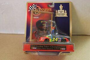 1997 Jeff Gordon Championship display