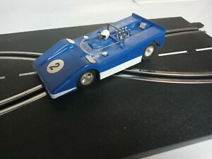 Strombecker 1/32 scale McKee Olds Can Am running  Slot Car with NOS body