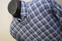 37459 Mens Polo Ralph Lauren Yarmouth Plaid Dress Shirt Size 16.5 34/35 Large