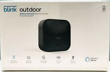 BLINK OUTDOOR (3RD GENERATION) WIRELESS SECURITY CAMERA SYSTEM - 1 CAMERA KIT
