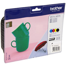 Multipack nero + colori ORIGINALE BROTHER ~1.200 pagine LC-227XL per MFC-J4420DW