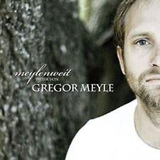"Gregor Meyle ""meylenweit"" CD NUOVO"