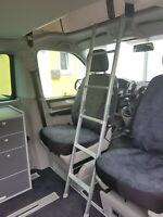 T5/T6 Klappleiter - camping - Leiter
