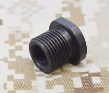 1/2x28 to 3/4x16 Barrel Thread Adapter Made US 5.56 Free Ship Black #4075