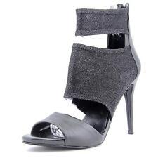Textile High (3 to 4 1/4) Heel Height Heels for Women