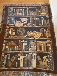 Large Old Fashioned Style tapestry wall hanging