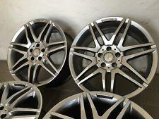 AMG Performance Llantas 8,5+ 9,5 X 19 Mercedes W212 S212 W204 W205 W209 W207