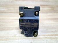 Square D 9007-CO52 Limit Switch Body 9007-C052