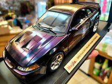 Maisto 2003 Mystichrome Ford Mustang SVT Cobra Diecast 1:18 - Factory Paint