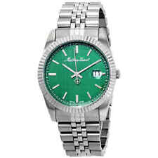 Mathey-Tissot Rolly III Green Dial Men's Watch H810AV
