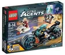 LEGO ® ULTRA AGENTS 70167 invizable GOLD Getaway NUOVO OVP NEW MISB NRFB