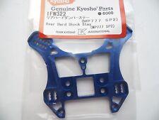 KYOSHO IFW322 Support Amortisseur arrière  HARD MP777 SP2