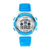 SPORT Watch Men Boys,Girls Digital Alarm Date LED Wristwatch OHSEN,HONHX,SYNOKE