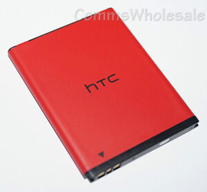 Genuine Original HTC Desire C Red Battery 35H00193-00M
