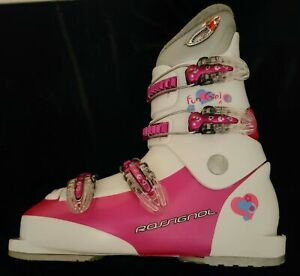 Rossignol Fun Girl 4 Ski Boots - Size 25.5 - 293mm