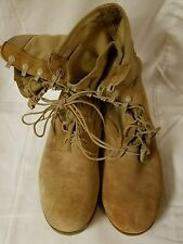 Altama Desert Military Boots Army Used Vibram Two Different Sz Married Set EUC