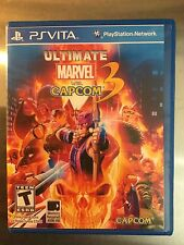 Replacement Case (NO GAME) Ultimate Marvel Vs. Capcom 3 - PS Vita