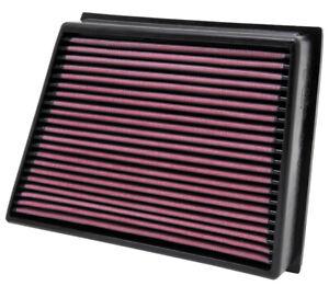 K&N Air Filter Chevrolet,GMC Silverado 2500 HD,Silverado 3500 HD,Sierra 2500 HD,