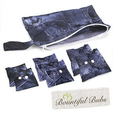 Reusable Pad Essentials Pack, Menstrual, Incontinence Pads, DM, Bountiful Bubs