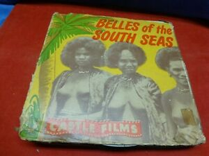 16mm Headline Edition 'Belles of the South Seas' Castle Films #232