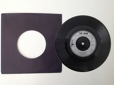 THE WHO: Let's See Action / When I Was a Boy - 1971 - Vinyl 45 Single - NM
