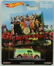 Pop Culture Beatles Lonely Hearts S Peppers mini 1 64 Hot Wheels