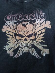 Cinderella reproduction used shirt ladies M