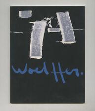 2003 Ed Ruscha EMERSON WOELFFER Abstract Art Black Mountain College Exhibit Cat.