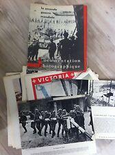 Documentation Photographique - La seconde guerre mondiale - 1962 - Rare à saisir